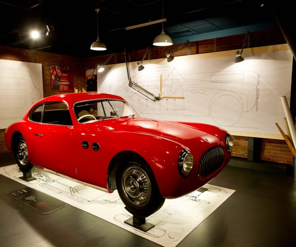 MAUTO Museo Nazionale dell'Automobile