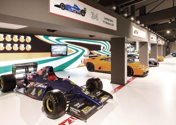 copy Museo Automobili Lamborghini