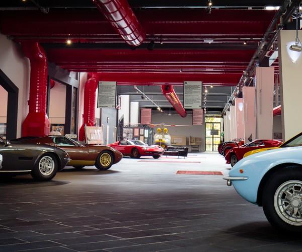 Museo Ferruccio Lamborghini - 21-11-16-98