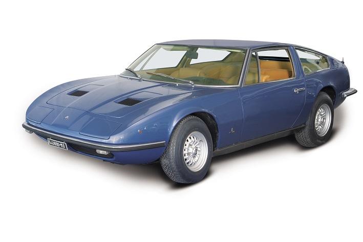 Maserati, 1970, Indy America 4700 - Museo Nicolis