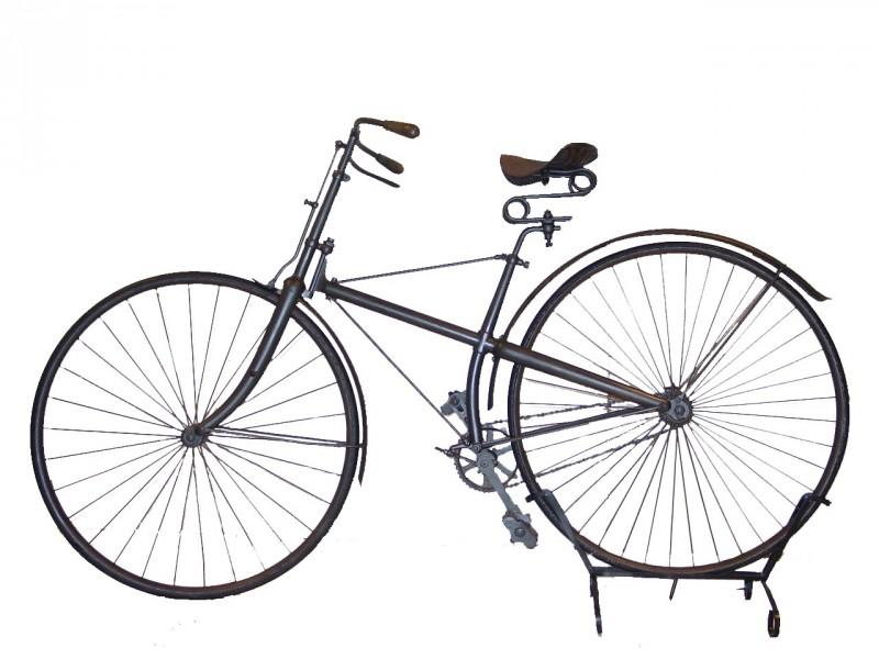 1885 87 Bianchi Bicycle Museo Nicolis