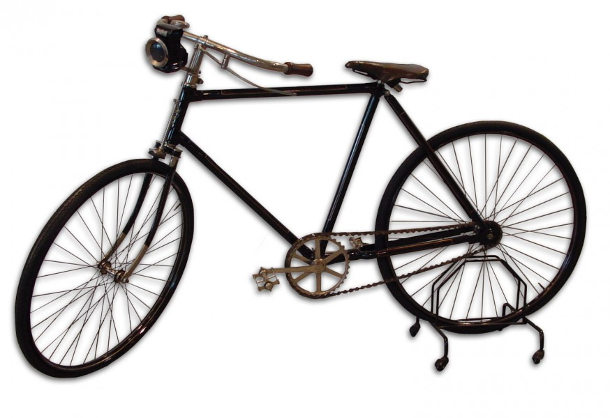 1900 Clement Touring Bicycle Museo Nicolis